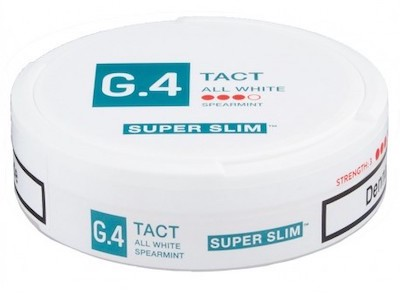 G4 TACT Strong Super Slim All Spearmint