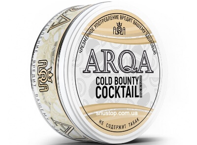 Снюс Arqa Cold Bounty Cocktail