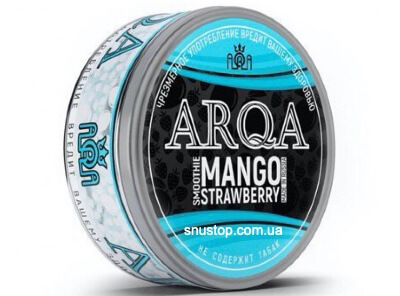 Снюс ARQA Mango Strawberry
