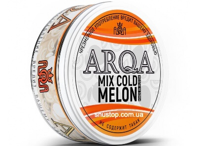 Снюс Arqa Mix Cold Melon