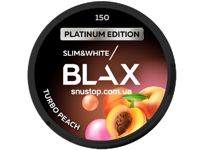Blax Turbo Peach