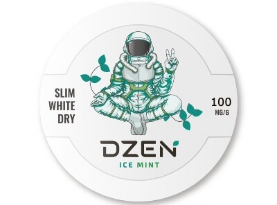 Dzen Mint 100 mg