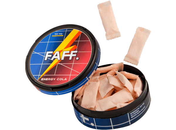 FAFF Energy Cola