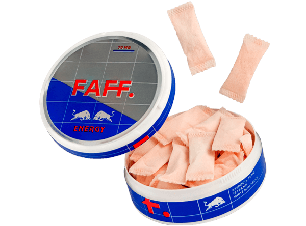 Снюс Faff Energy 75 mg