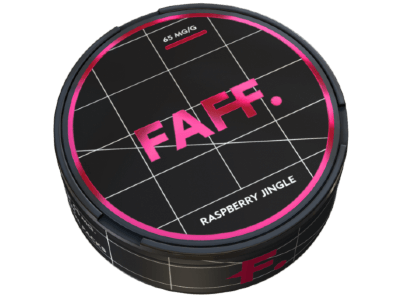 FAFF RASPBERRY JINGLE