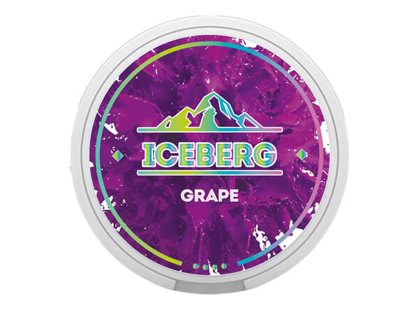 Снюс Iceberg Grape