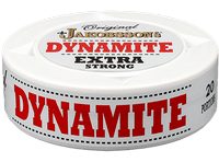 Jakobsson's Dynamite Extra Strong Snus
