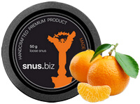 Ukrainian Orange 🍊 Fresh Loose Snus | Snus.biz