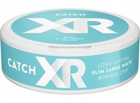 XRANGE Catch climlarge white mint portion Snus