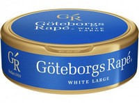 Göteborgs Rapé White Portion Snus