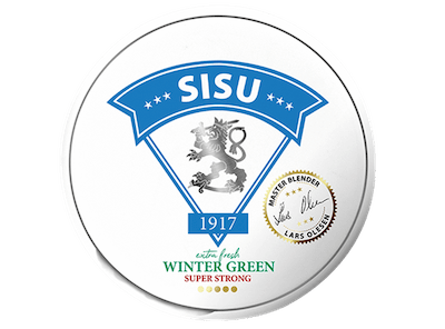 SISU 1917 Winter Green Super Strong