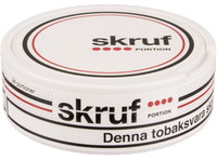 Skruf Portion Xtra Strong Portion Snus