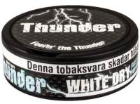Thunder Frosted White Dry (Extra Strong) Snus