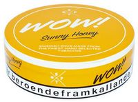 WOW! Sunny Honey White Portion Snus